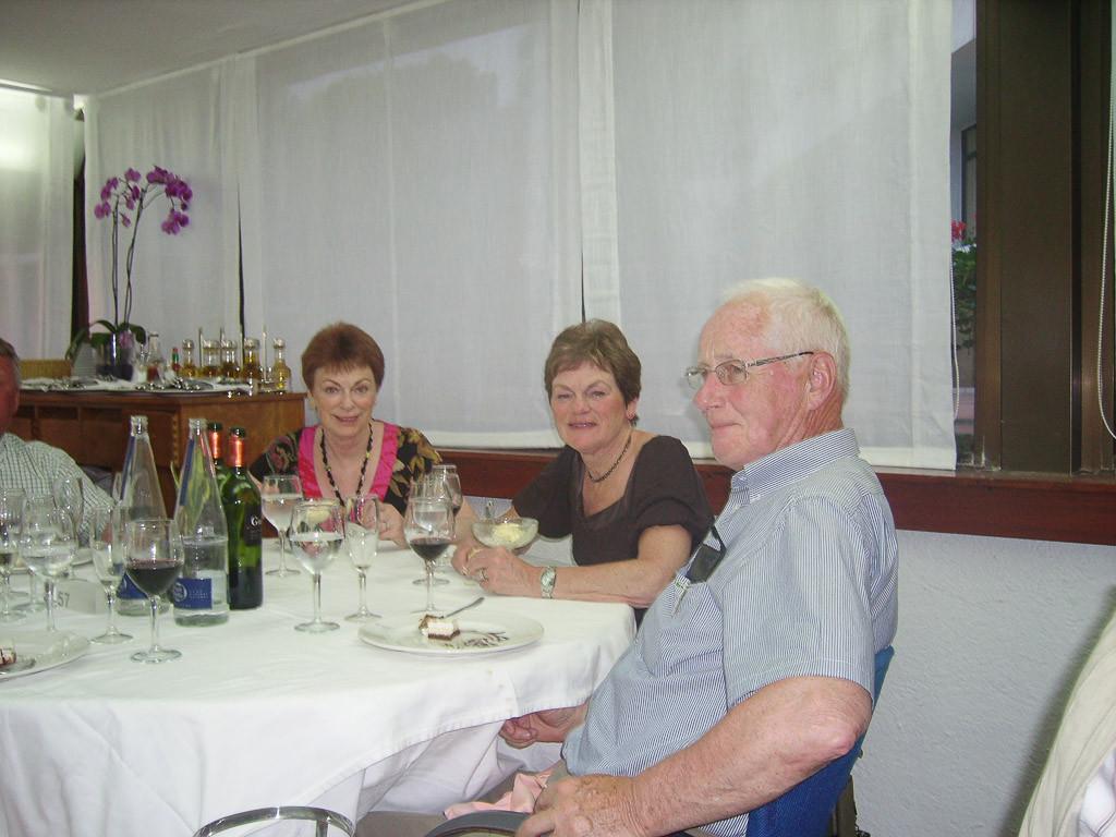 Bilde av Hotel middag.
