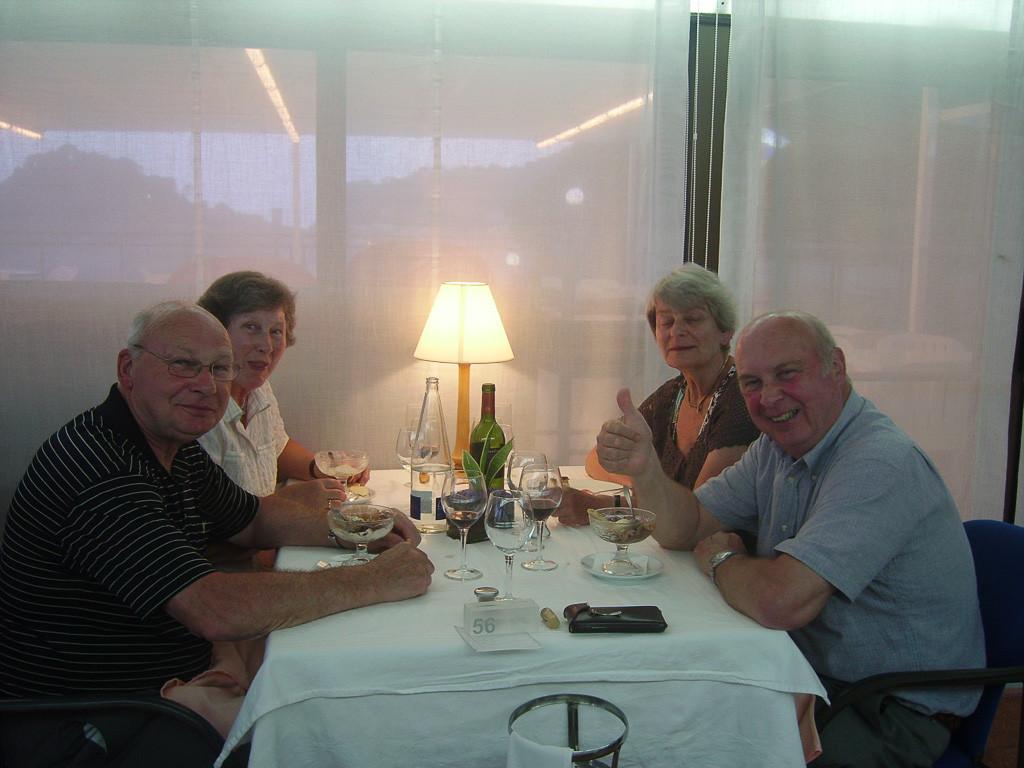 Bilde av Hotel middag