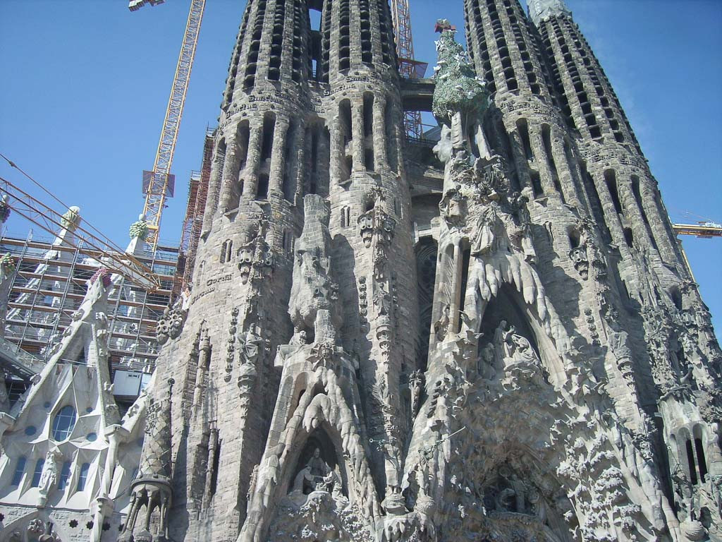 Bilde av Barcelona Sagrada Familia