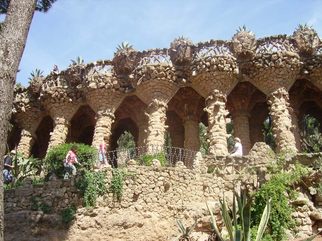 Bilde av Barcelona Parc Guell