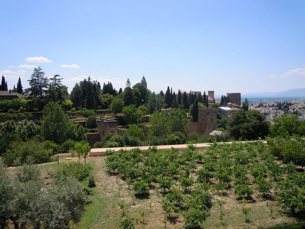 Bilde av Alhambra.