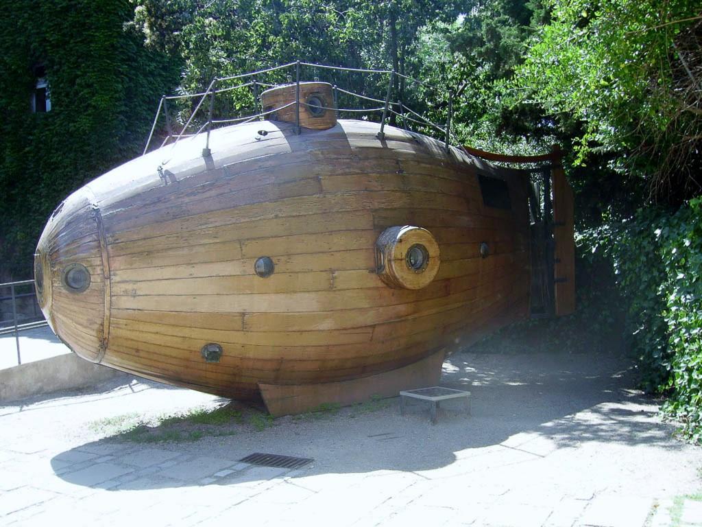 Bilde av Bacelona Sjøfartsmuseum.