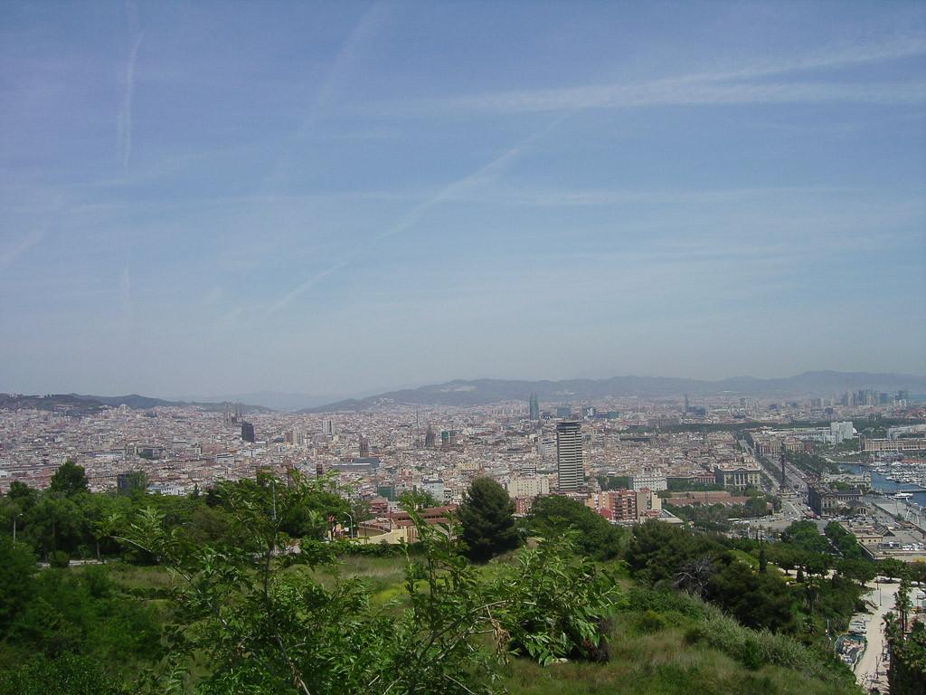 Bilde av Montjuic / Barcelona.