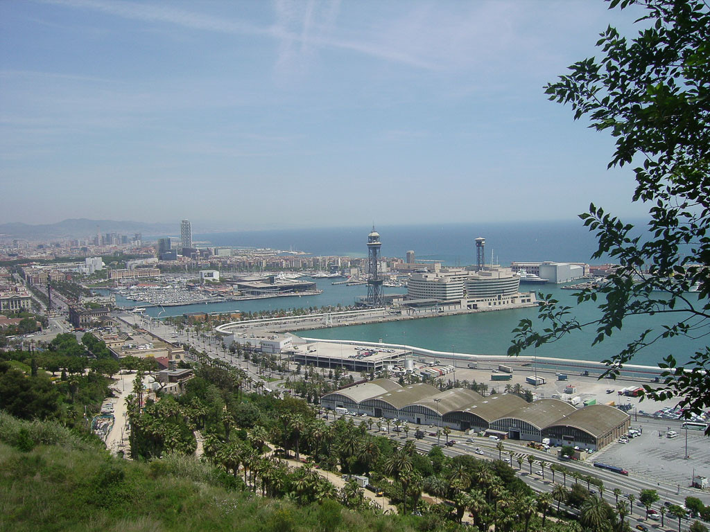 Bilde av Port of Barcelona