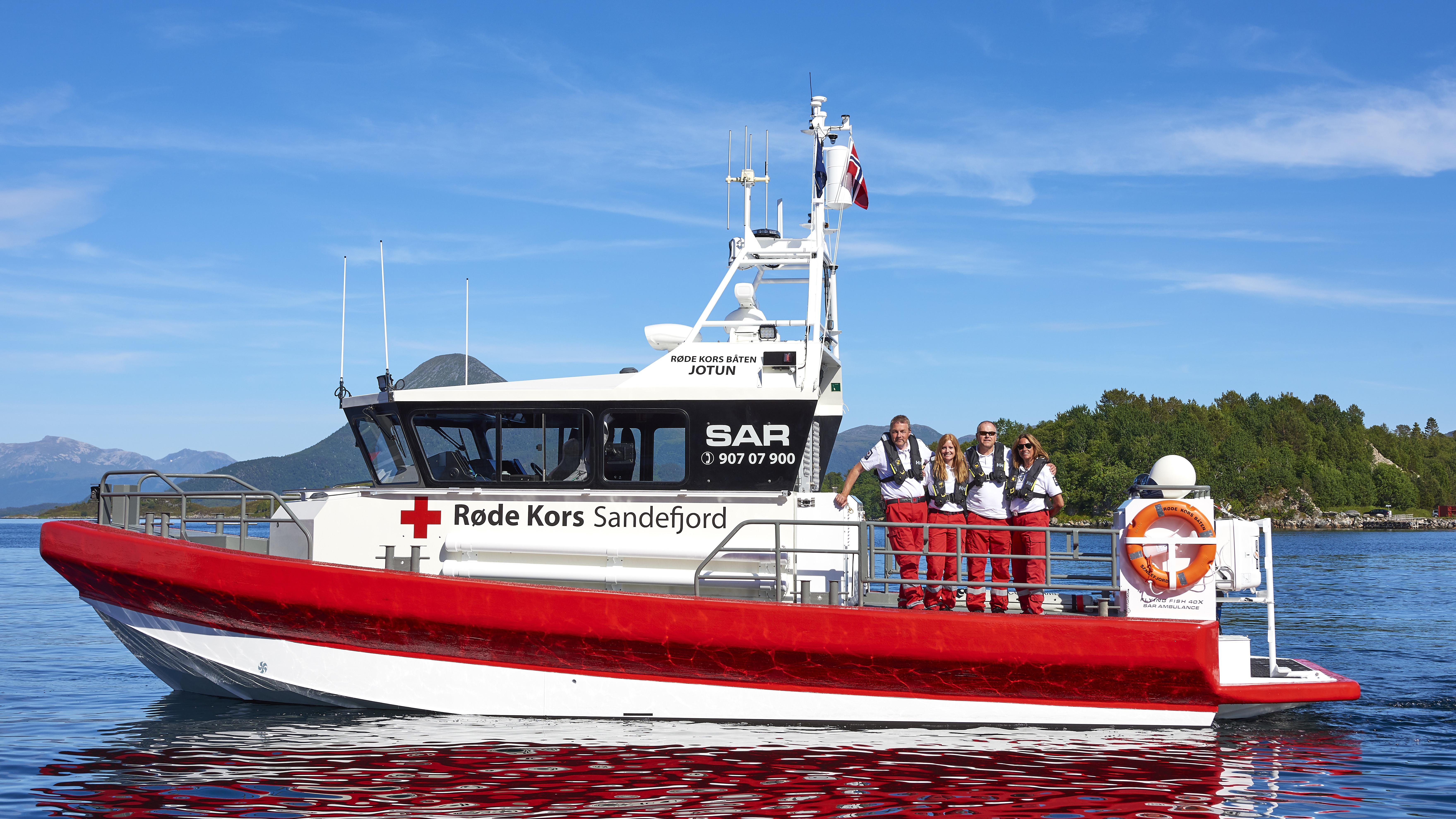 Bilde av Sandefjord Røde Kors