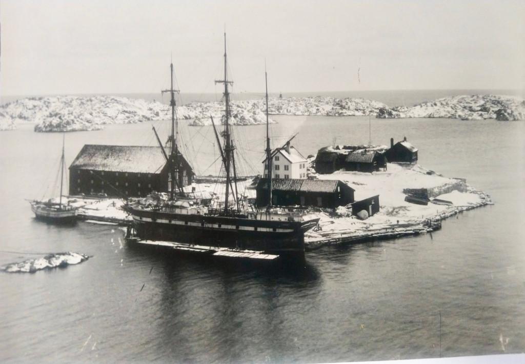Bilde av A/S Bjørn (Chr. Christensen)