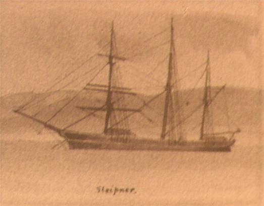 Bilde av SLEIPNER