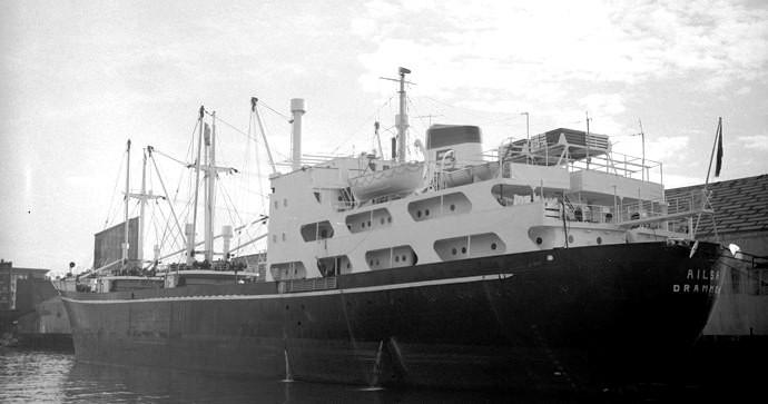 Bilde av 1958 MS AILSA