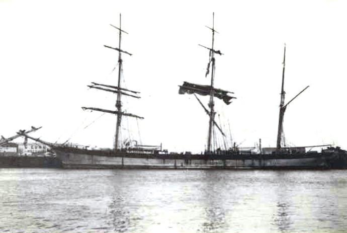 Bilde av 1909 Bark ATACAMA
