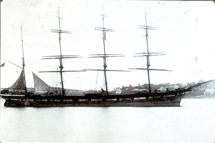 Bilde av 1911 Bark CLAN GRAHAM
