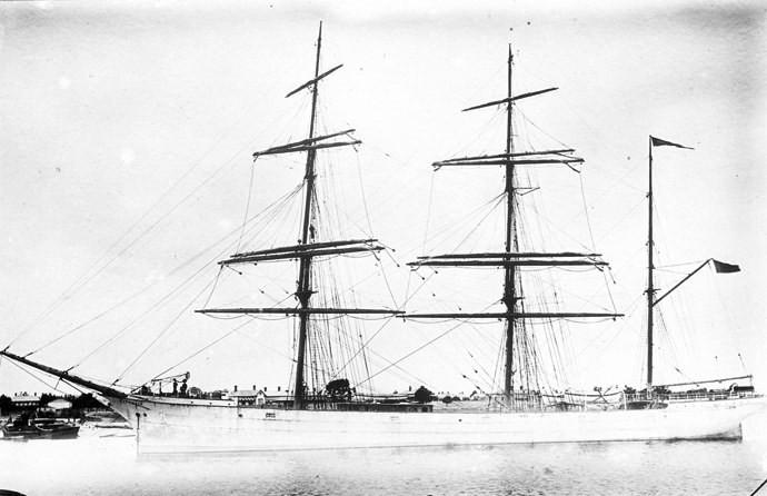 Bilde av 1909 Bark ACADIA