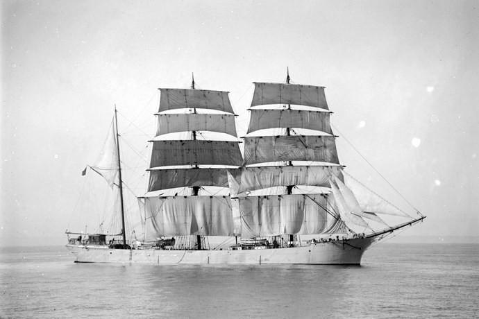 Bilde av 1909 Bark ALCYON