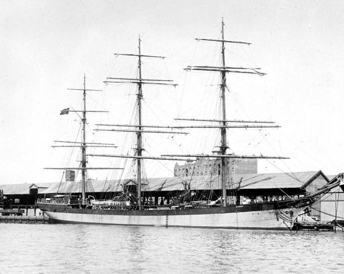 Bilde av 1911 Fullrigger ARTENSIS