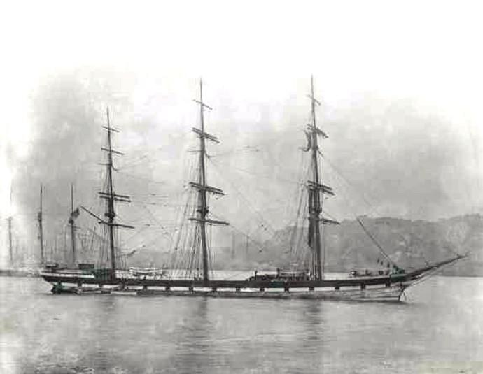 Bilde av 1909 Fullrigger AVENIR