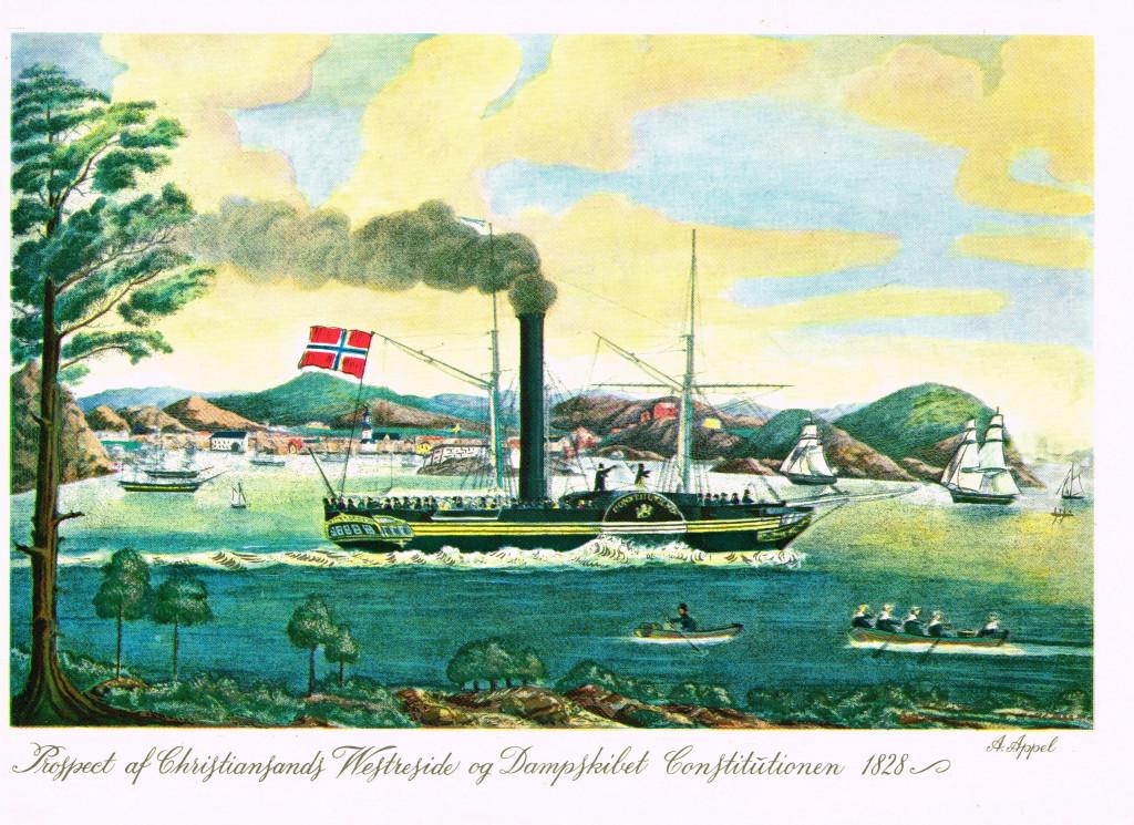 Bilde av CONSITUTION