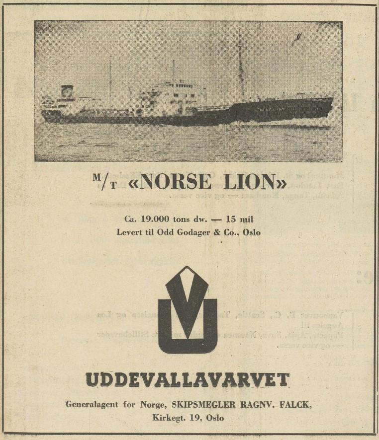 Bilde av Norse Lion