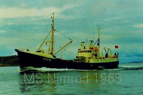Bilde av MS/Fi NIMROD (ex KOS XVIII)
