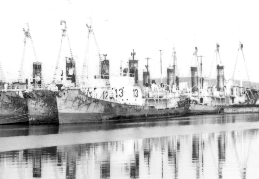 Bilde av KOS-hvalbåter