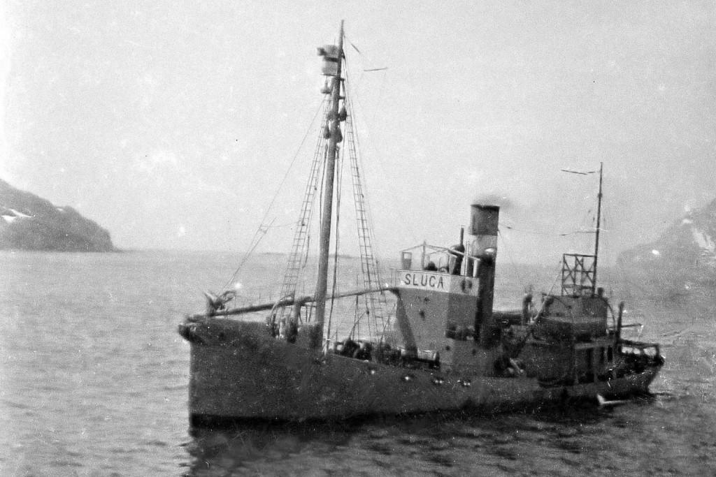 Bilde av STEFA (bilde av søsterskip SLUGA