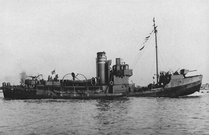 Bilde av HMSAS SOUTHERN ISLES (T-469)