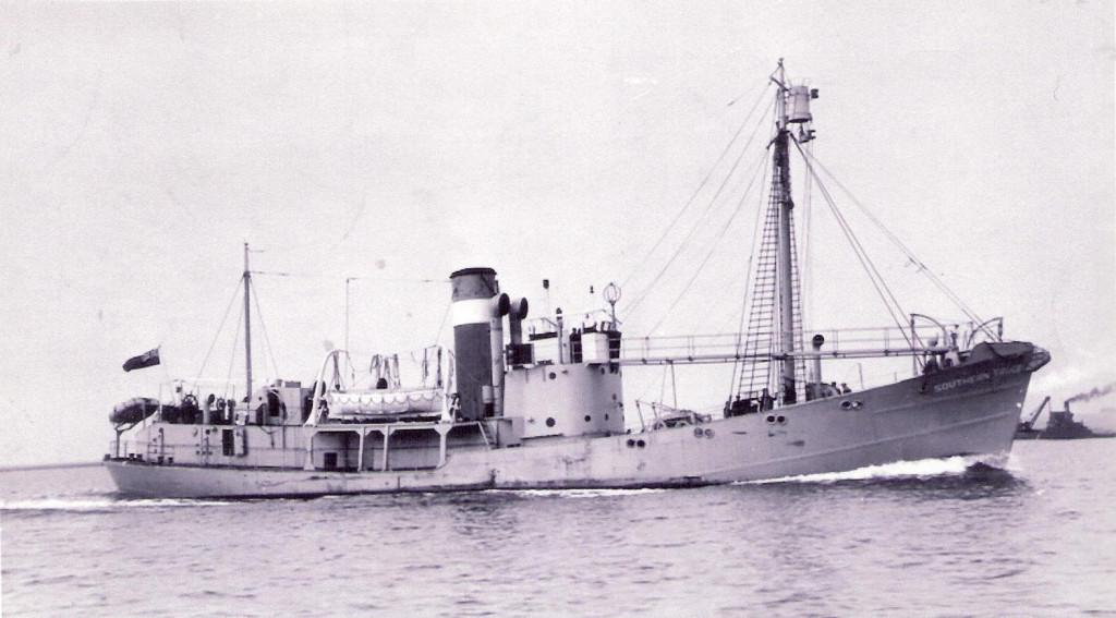 Bilde av SOUTHERN TRUCE
