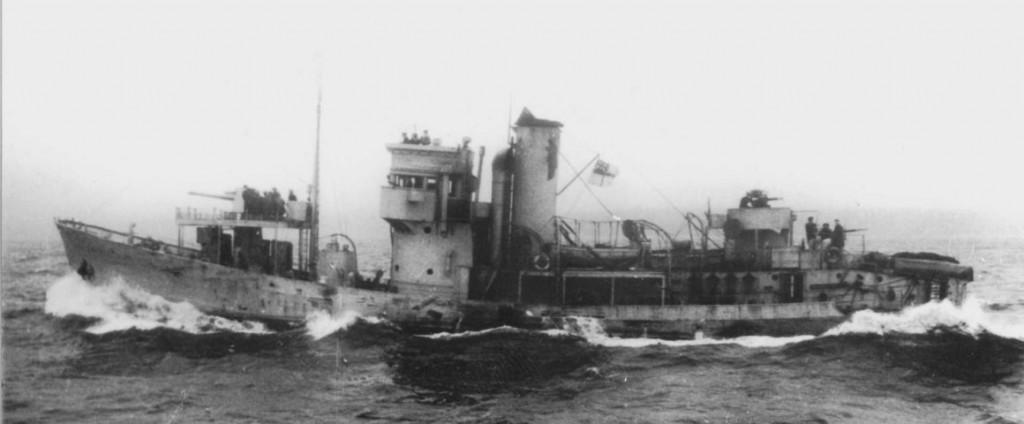 Bilde av HMS WINDERMERE (ex KOS XXVII)