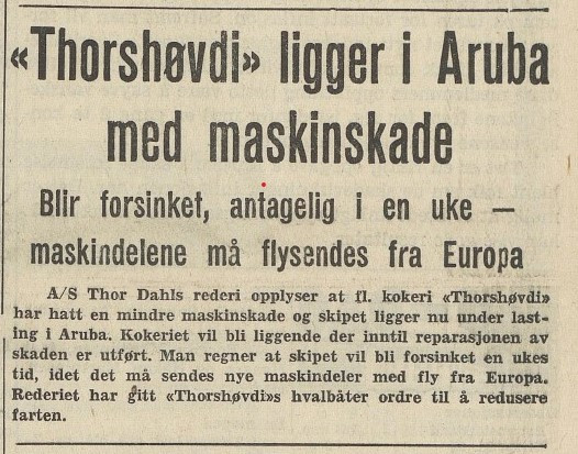 Bilde av THORSHØVDI (II)