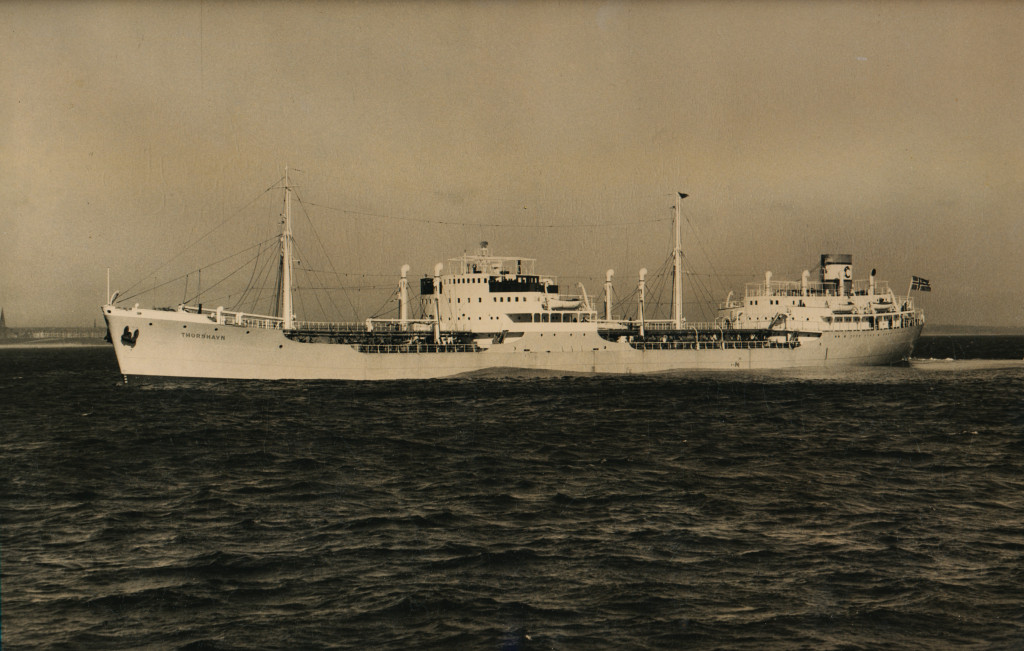 Bilde av THORSHAVN (II)