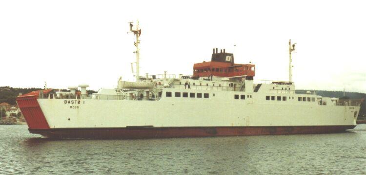 Bilde av BASTØ I