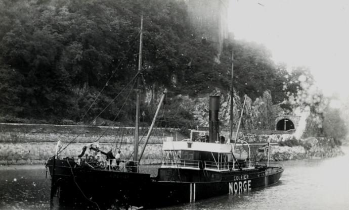 Bilde av 1913 DS COURIER