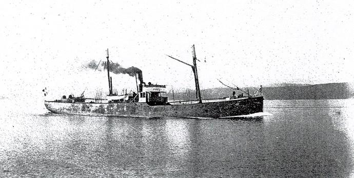 Bilde av 1911 DS FLUGT