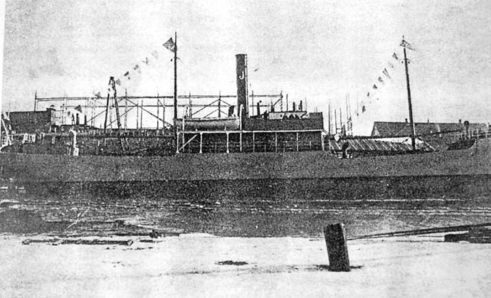 Bilde av 1919 DS TERNESKJÆR