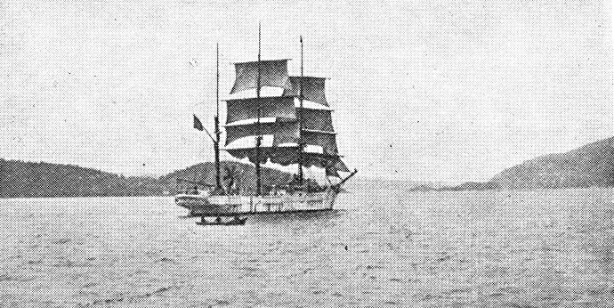 Bilde av 1909 Bark MAGNAT