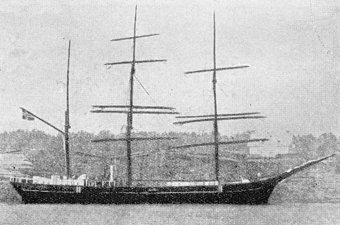 Bilde av 1909 Bark MENTOR