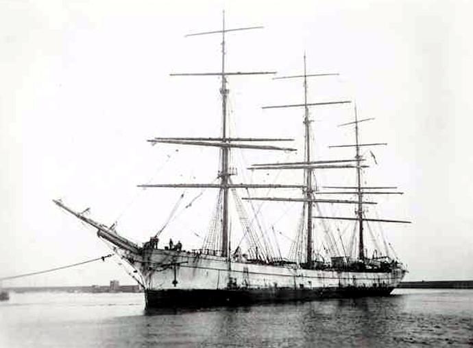 Bilde av 1915 Fullrigger GANTOCK ROCK