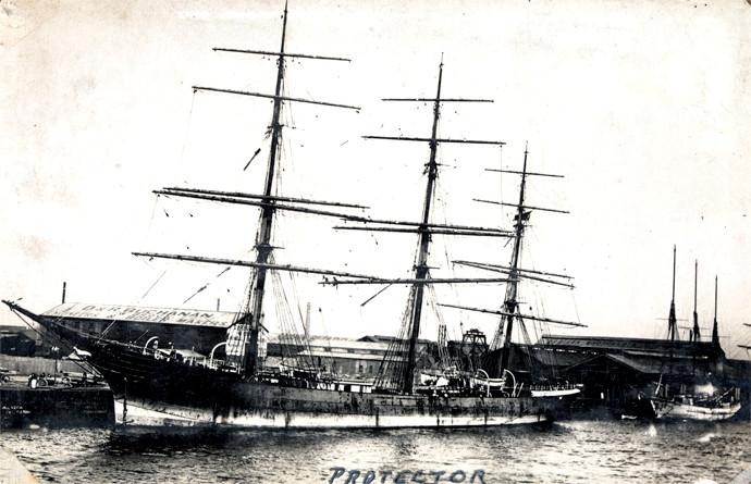 Bilde av 1915 Fullrigger PROTECTOR