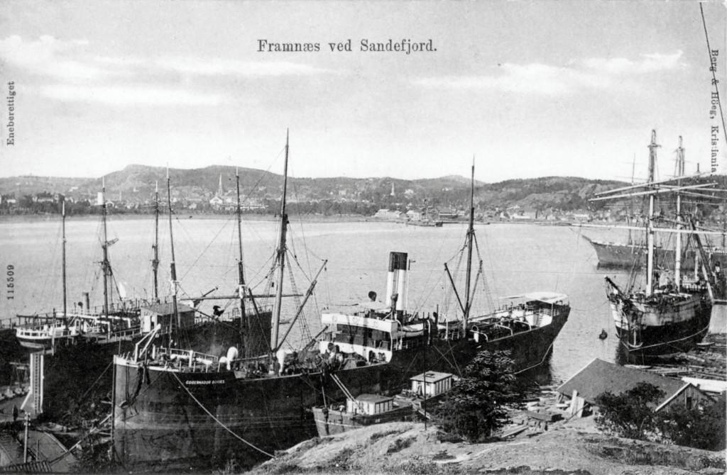 Bilde av A/S Framnæs Mek. Værksted