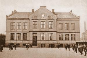 Bilde av Skoler - skoleklasser