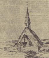 Bilde av Fjellkirken