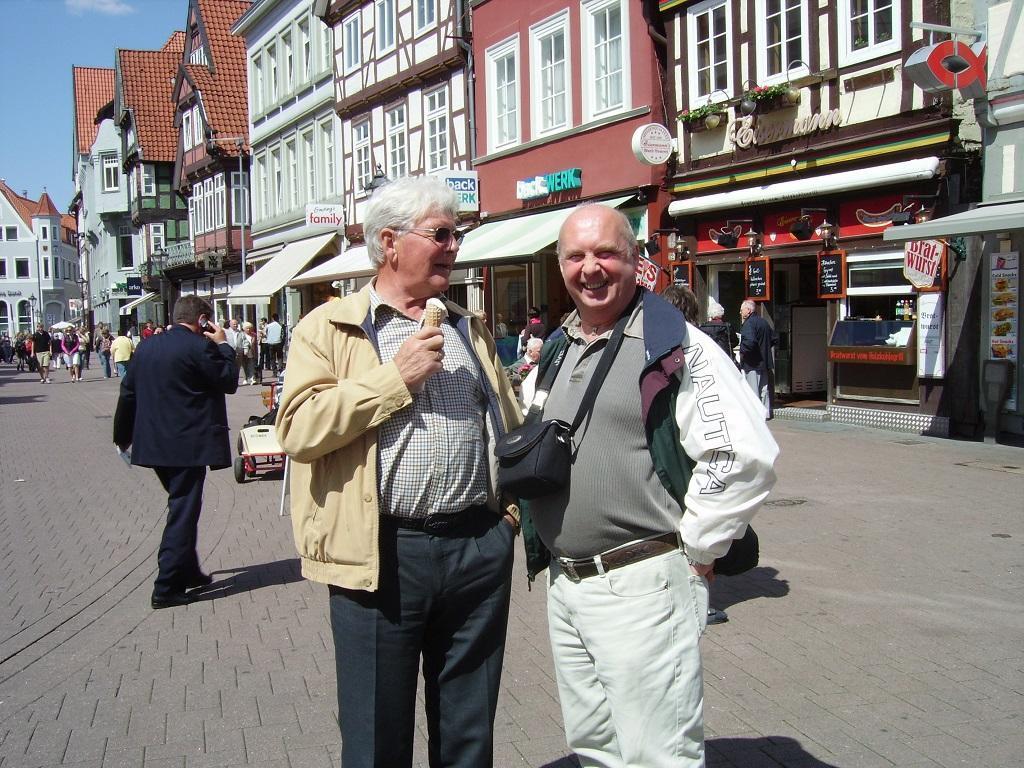 Bilde av Stopp i byen Celle