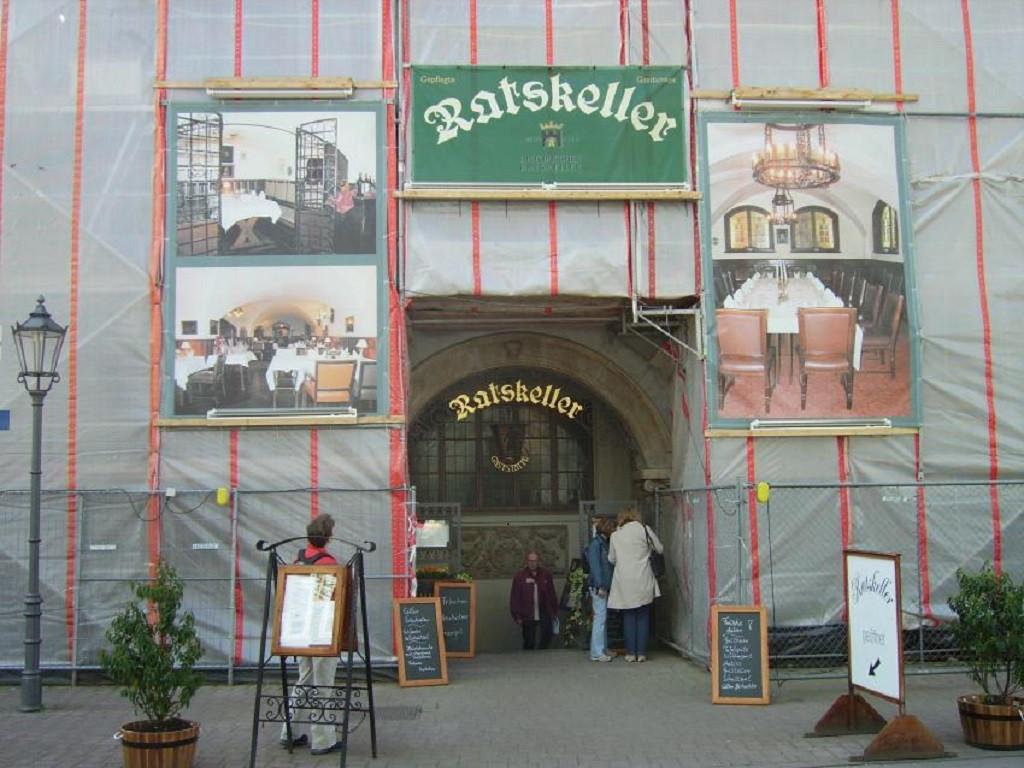Bilde av Ratskeller i Hildesheim