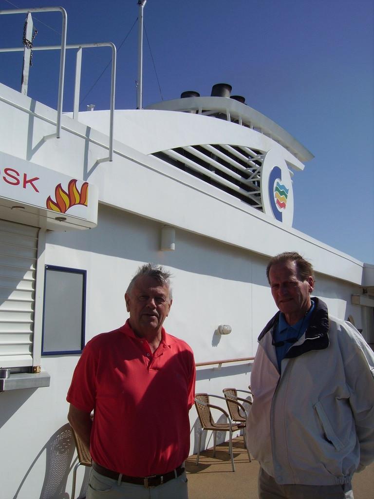 Bilde av Farvel til Kiel Denne gang.